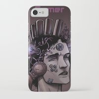 gamer iPhone & iPod Cases featuring Gamer  by Art is Vast