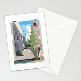 Japan Still Life 003   路地 Stationery Cards