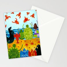 Alice in Wonderland #10 Stationery Cards