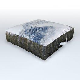 Adventure Mountain Outdoor Floor Cushion