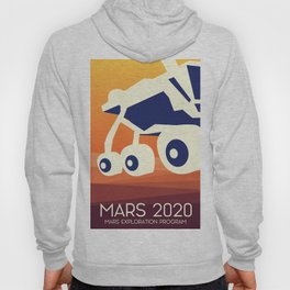 Mars 2020 Rover Hoody