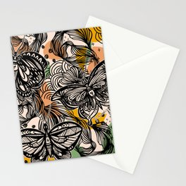 Lovely wings Stationery Cards