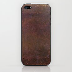 Leather iPhone & iPod Skin