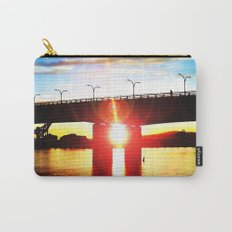 Queensway Bridge at Sunset Carry-All Pouch