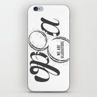 scandal iPhone & iPod Skins featuring Scandal - Olivia Pope & Associates by leftyprints