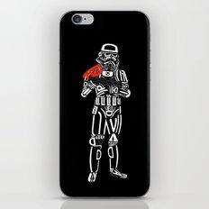 sanstrooper iPhone Skin