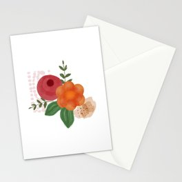 Berries of nature. Stationery Cards
