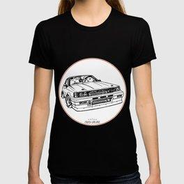 Crazy Car Art 0111 T-shirt