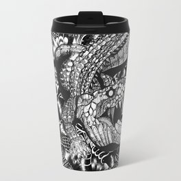 Croc Hunter Travel Mug