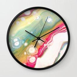 Coral2 Wall Clock