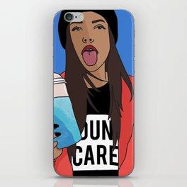 Dun Care iPhone Skin