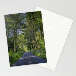 Road To Happiness Stationery Cards