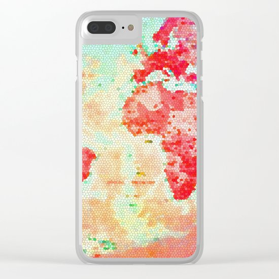 Oh, The Places We'll Go... Clear iPhone Case