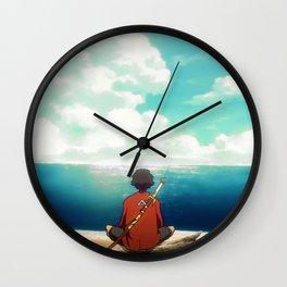 Samurai Champloo Mugen Wall Clock