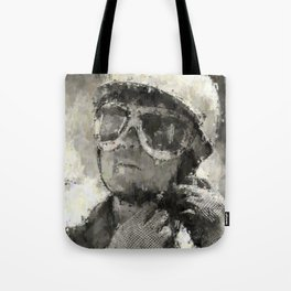 Before the Start Tote Bag