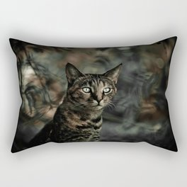 Wathcer Rectangular Pillow