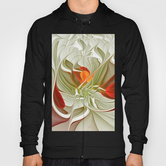 Fractal Art Bring Color Into Your Life Hoody