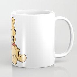 Winnie The Pooh Plush Toy Coffee Mug