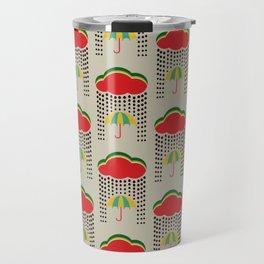 Refreshing watermelon Travel Mug