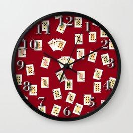 Viva Las vegas! Wall Clock