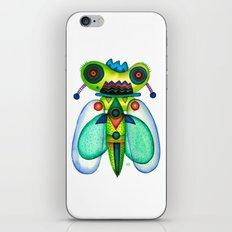 Dragonfly Moth iPhone Skin
