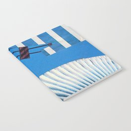 Nothin' but Blue Skies Notebook