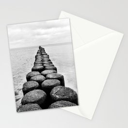 Wood vs. Waves Stationery Cards