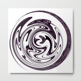 Reformation No2 Digital Art Metal Print