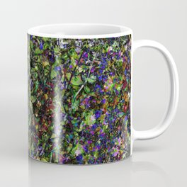 Bee in Flowers Coffee Mug