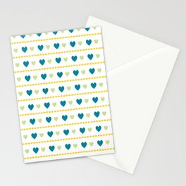 Love Laughter and Happily Ever after Stationery Cards