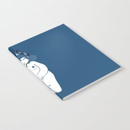 Fat girl Notebook