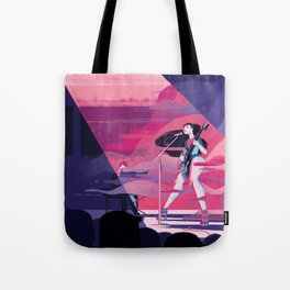 Haitus Kaiyote Tote Bag