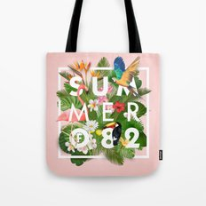 SUMMER of 82 Tote Bag