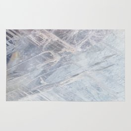 Linear Quartz Rug