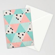 Tri, Tri, Tri Stationery Cards