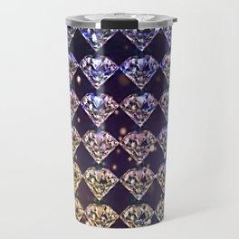 Diamonds, diamonds... Travel Mug
