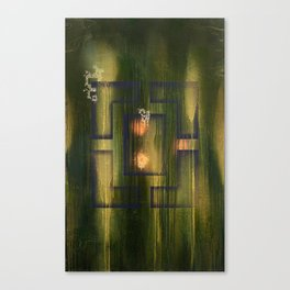 Absolutely Alone (Even When I'm Not) Canvas Print