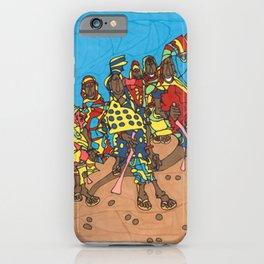 Walking Sticks iPhone Case