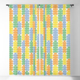 Spring Mood Blackout Curtain
