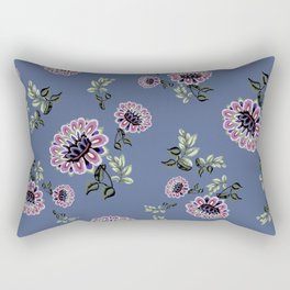 Spring Botanics Rectangular Pillow