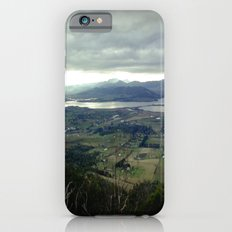 Tasmania's rural & mountainscape Scenery Slim Case iPhone 6s