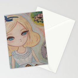 Sweet time Stationery Cards