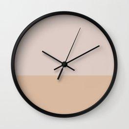 DUSK II x CLAY II Wall Clock