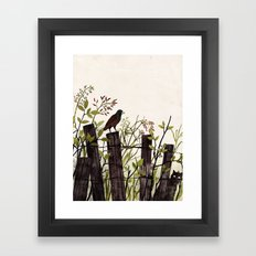 Art of Bird Watching Framed Art Print