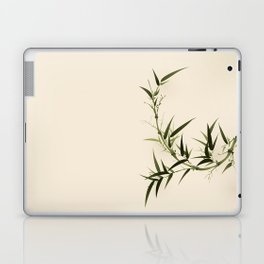 Oriental bamboo 006 Laptop & iPad Skin