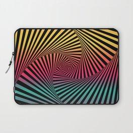 Summer Sunset Twista Laptop Sleeve