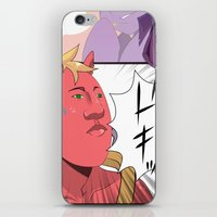 mlp iPhone & iPod Skins featuring MLP Comic by Pachiiri