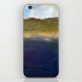 Abstract Dunes ll iPhone Skin