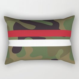 Pattern Army Camouflage Rectangular Pillow
