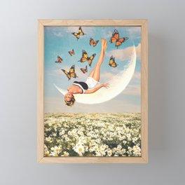 Daydreamer Framed Mini Art Print